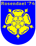 Logo Rosendael '74